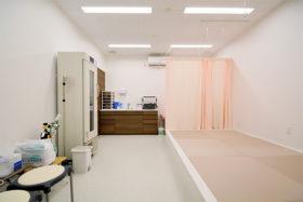 処置室・点滴室の写真